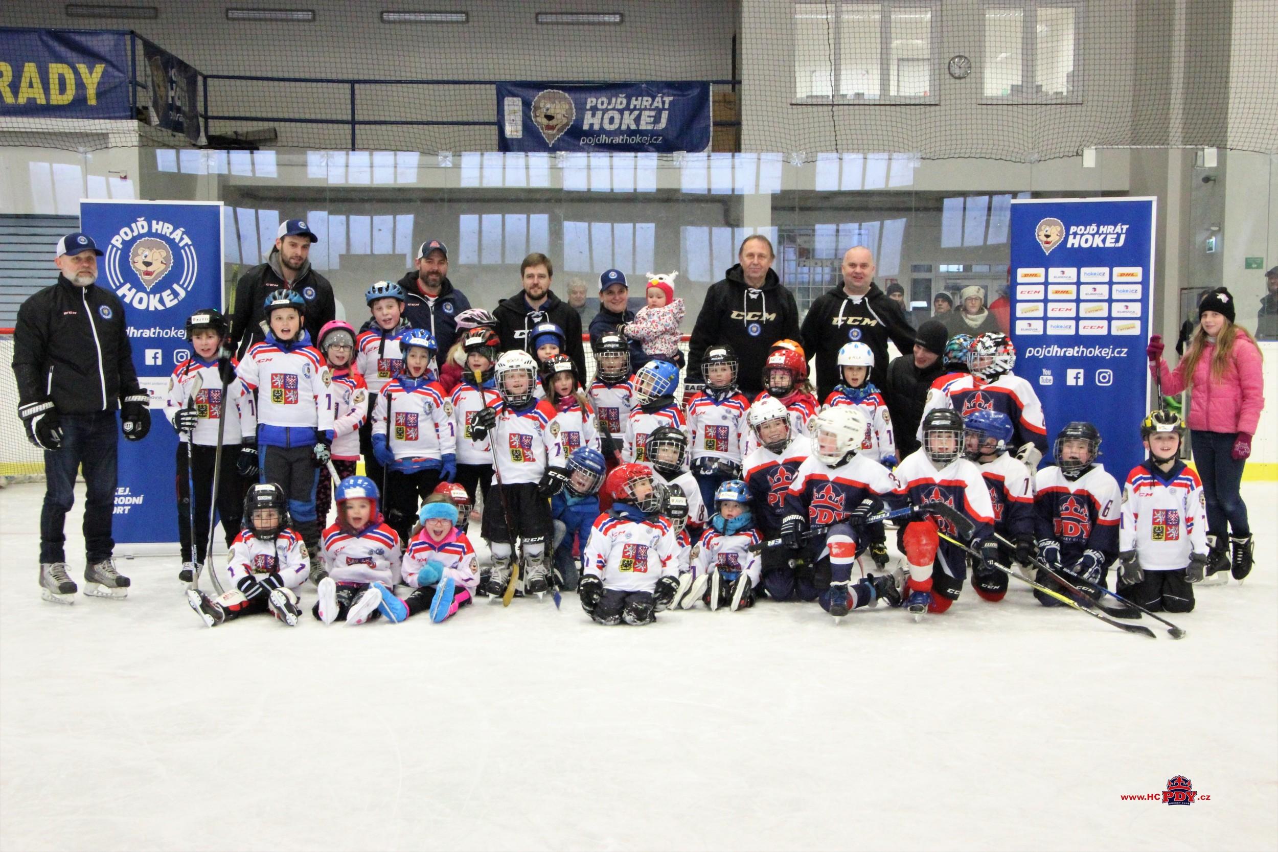 c77d219de Pojď hrát hokej v Poděbradech - leden 2018 - HC Poděbrady